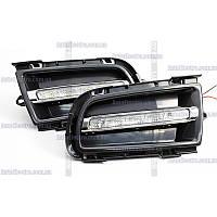 Неоновые дневные ходовые огни LED-DRL для Mazda 6 2005-2008