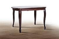 Стол обеденный Турин орех темный 110 см (Микс-Мебель ТМ)