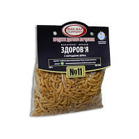 Макароны Здоровье №11 (твёрдые сорта) с пшеничными зародышами 0.4 кг