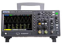 Hantek DSO-2D15 осциллограф 2 х 150 МГц, + AWG 25МГц, фото 2