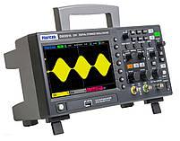 Hantek DSO-2D10 осциллограф 2 х 100 МГц, + AWG 25МГц, фото 6