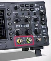 Hantek DSO-2C10 осциллограф 2 х 100 МГц, фото 3