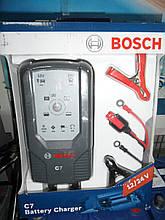 Автомобильное зарядное устройство Bosch C7, 018999907M, 12В 24В, 0 189 999 07M,