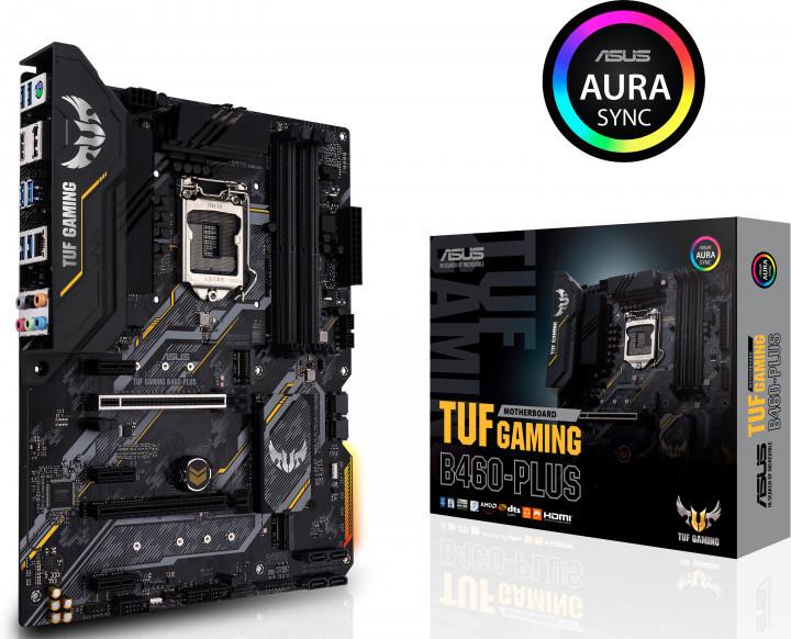 Asus TUF Gaming B460-Plus Socket 1200