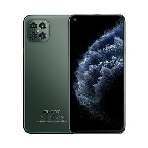 Cubot C30 8/128Gb green, фото 2