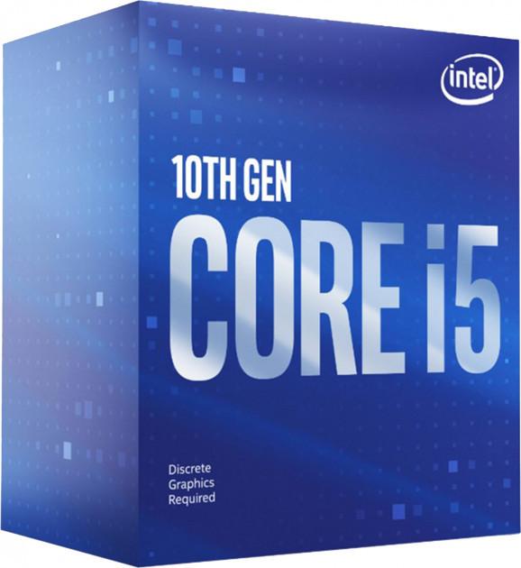 Intel Core i5 10400F 2.9GHz  Box (BX8070110400F)