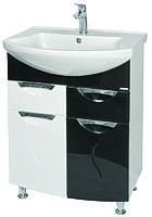 Мебель для ванной комнаты Премиум NEW 65 см.