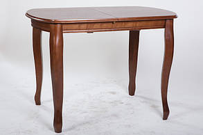 Стол обеденный Турин орех 110 см (Микс-Мебель ТМ), фото 2