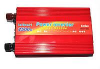 Преобразователь 12V-220 Вольт LaiRun 2500w (инвертор), фото 1