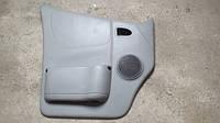 Б/у Обшивка двери передней левая (карта дверная) (серая) для Opel Vivaro 2001-2006 7700313074