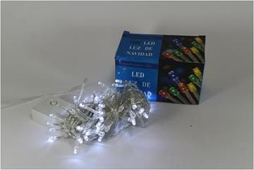 Светодиодная новогодняя гирлянда LED 100 W ( 100 светодиодов ) Цвет белый