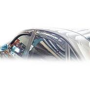 Дефлекторы окон (ветровики) HIC для Audi A5 (B5) Sedan 1995-2000 (AU05)