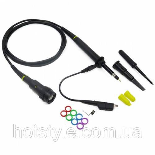 Щуп, пробник P4100 для осциллографа 100МГц, 100x, 2кВ, 104566