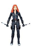 Игровая Фигурка Черная Вдова Мстители, Марвел, высота 18 см - Black Widow, Avengers, Marvel