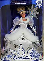 Коллекционная Кукла Барби Золушка Новогодняя коллекция Дисней 1996г. - Disney Holiday Barbie Princess