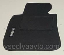 Водительский коврик ворсовый BMW 1 Series E87 (2004-2011)