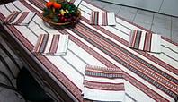 Скатертини, доріжки, серветки із українською вишивкою