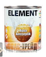 ELEMENT (ТМ Элемент) Aqua Antiseptik Антисептик для дерева 10 л
