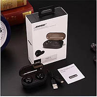 Беспроводные наушники Bose TWS2 Bluetooth c боксом для зарядки