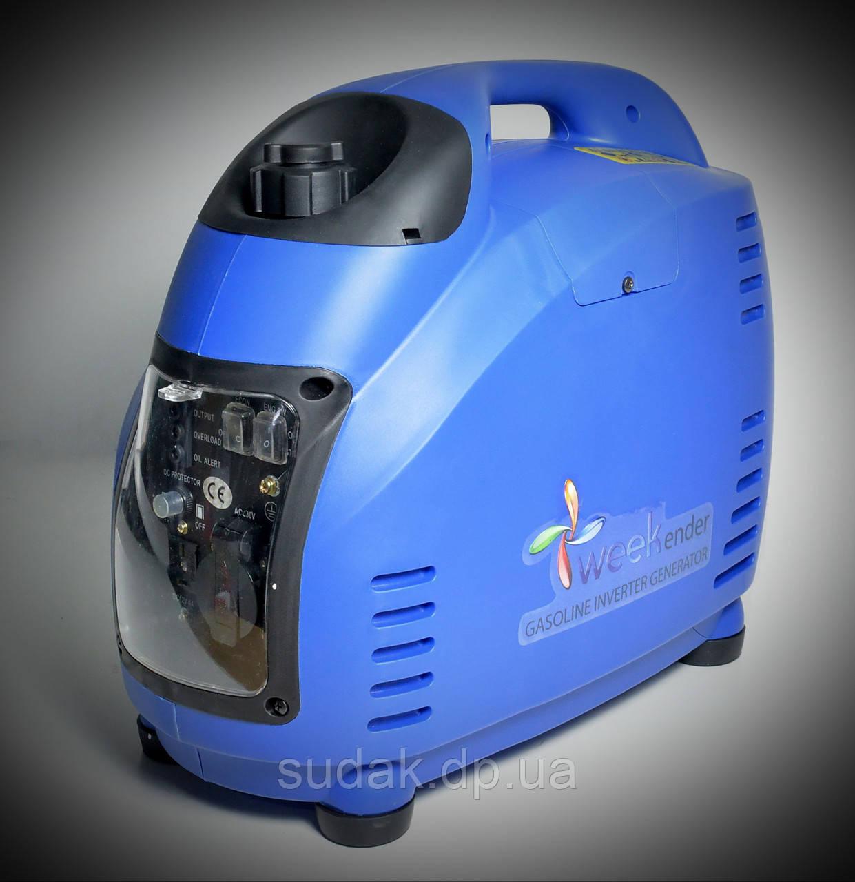 Генератор-інвертор Weekender D1800i