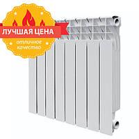 Алюминиевый радиатор 500/85 10 секций Solur