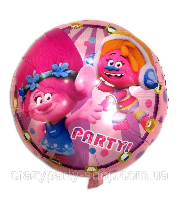 Кульки повітряні З днем народження