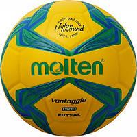 Мяч футзал №4 Клееный-PU MOLTEN F9V1500YG