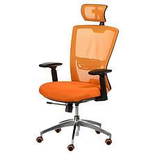 Кресло офисное Special4You Dawn Orange (E6132)