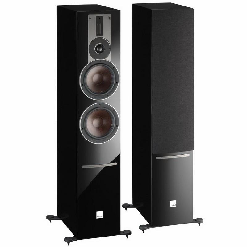 Активная напольная акустика Dali Rubicon 6 C + Sound Hub Black
