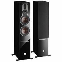 Активная напольная акустика Dali Rubicon 6 C + Sound Hub Black, фото 1