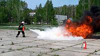 Порошок огнетушащий АВС 30 40 50