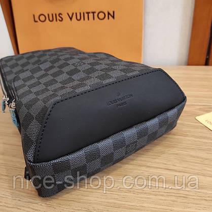 Сумка-слинг Louis Vuitton кожа, фото 2