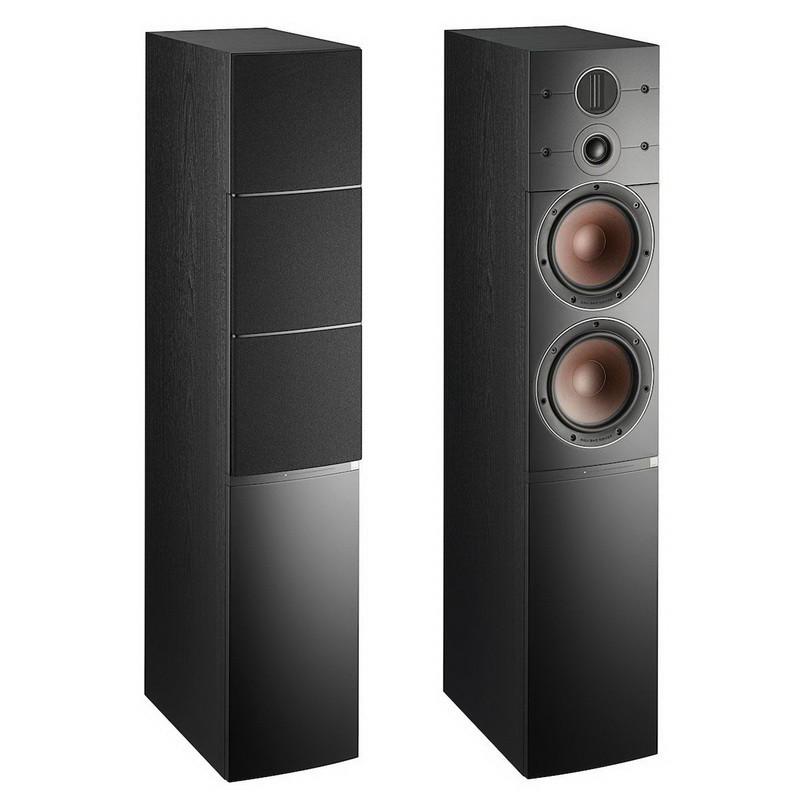 Активная напольная акустика DALI Callisto 6 C Black