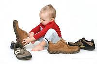 Как правильно выбрать ребёнку обувь?