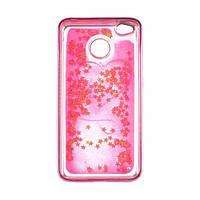 Чехол Beckberg Aqua Series Hearts Redmi Note 5A prime Pink
