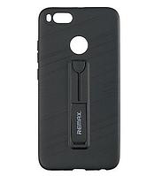 Чехол с подставкой Remax Hold Series для Redmi Note 5A prime Black