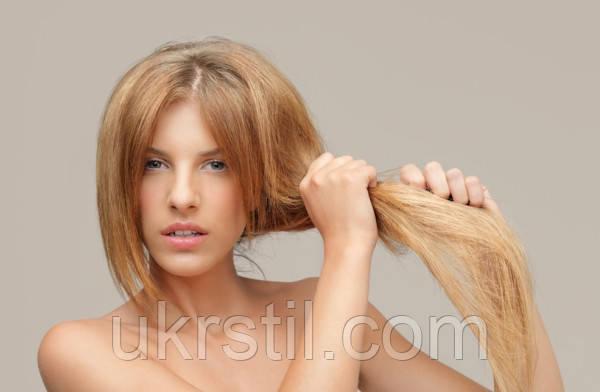 Особенности ухода за сухими волосами