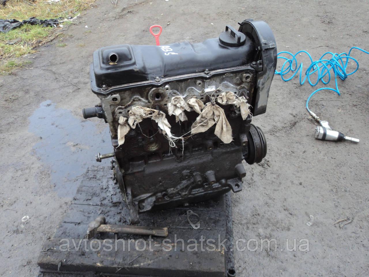 Б/У двигатель фольцваген гольф 3 1.8 ABS