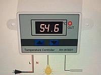Температурный регулятор W3001 220V, фото 1