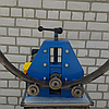 Профилегиб - Трубогиб ручной с выносными валами 60х60, фото 3