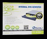 Оптичний привід, дисковод, DVD-RW Plextor PX-810SA , Black, SATA, двд дисковод для комп'ютера, фото 2