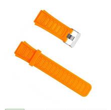 Ремінці для розумних годинників Q360 Q610 GW600 I8 Помаранчевий