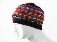 Теплая шапка Ручная вязка размер S Расцветка в ассортименте