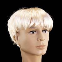 Парик Гарсон (блонд)