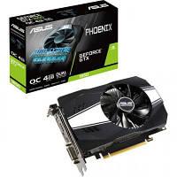 Відеокарта GF GTX 1650 4GB GDDR5 Phoenix V2 OC Asus (PH-GTX1650-O4G-V2), фото 1