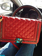 Червона Стильна жіноча сумочка. Маленька сумка жіноча. Сумочка бренд красная Сумки жіночі через плече 2020