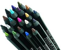Водостойкий контурный карандаш для глаз «Aqua Eyes» Make Up For Ever, фото 1