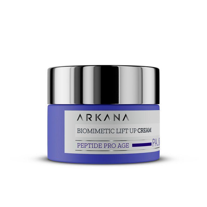 Биомиметический крем с эффектом лифтинга Biomimetic Lift Up Cream Arkana 50 мл