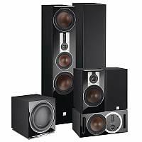 Комплект акустики DALI OPTICON set 5.1 8/2/VOKAL/K-14F Black