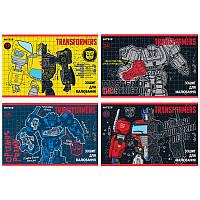 Альбом дя рисования Kite Transformers 24л скоба (TF20-242)